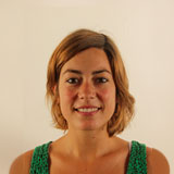 Patricia asistente a taller vivencial