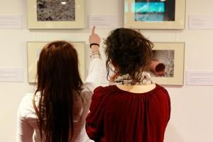Exposición Principito de Plamienok
