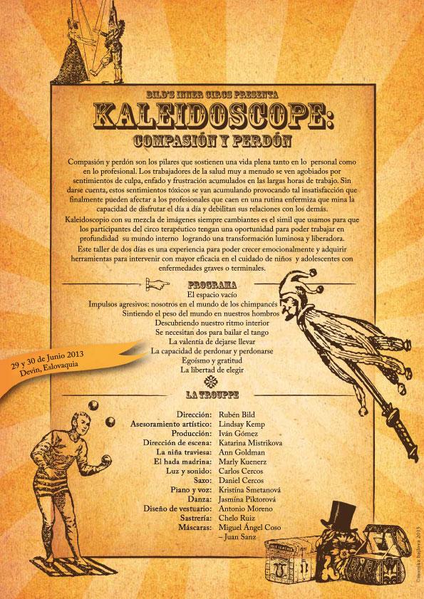 Kaleidoscope: una experiencia sobre la compasión y el perdón