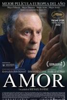Portada película Amour de Michael Haneke