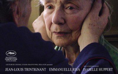 Amor, de Michael Haneke. Nuestra pelicula recomendada sobre el amor y la muerte