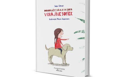 Presentation of a new children book published by Plamienok