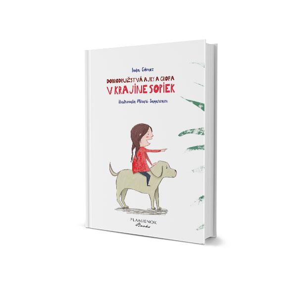 Presentación libro infantil publicado por Plamienok