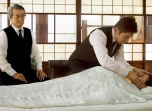 Imagen de la película Despedidas.