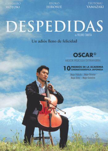 Cine: Despedidas (Okuribito), de Yojiro Takita (2008)