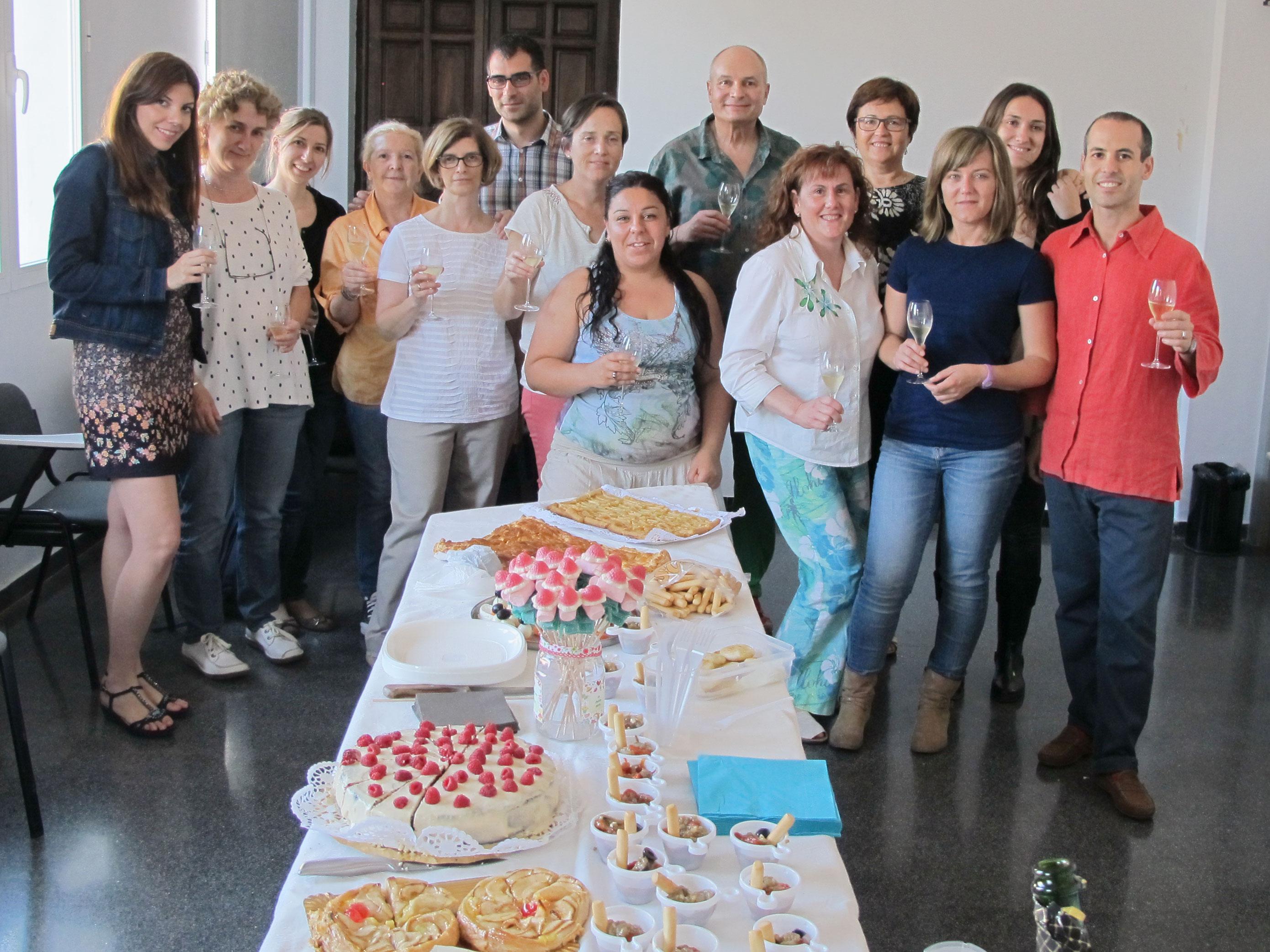 Fin del curso de cuidados paliativos pediátricos Valencia