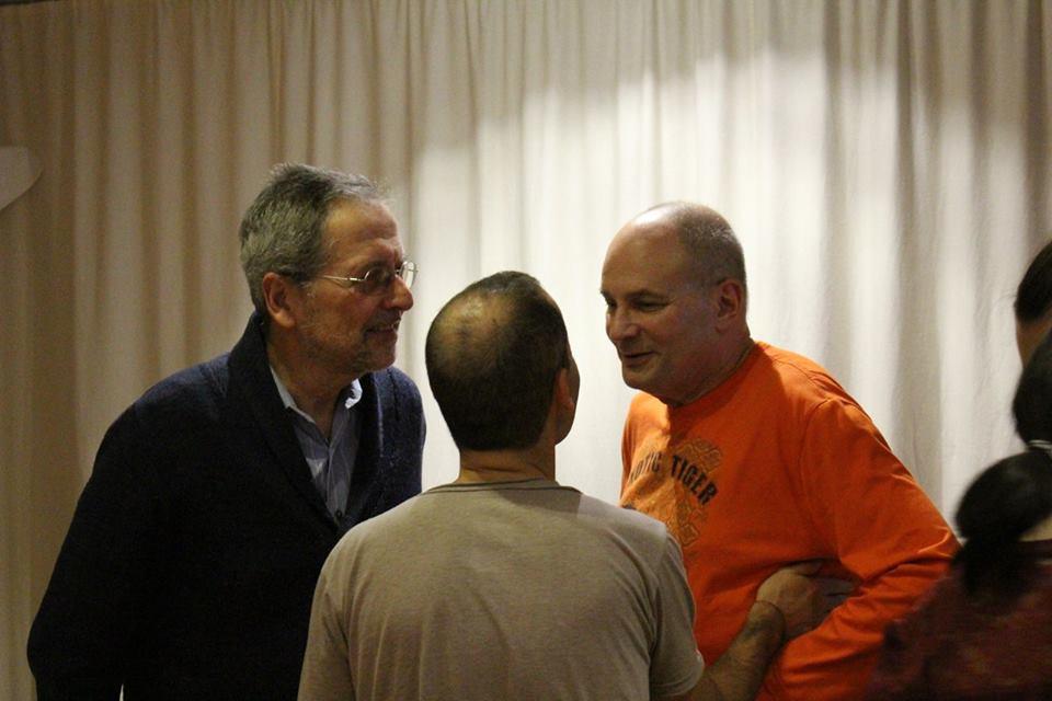 Rubén Bild y Marcelo Pakman Seminario y taller de terapia para familias en duelo