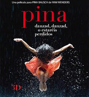 Documental: Una película para Pina Bausch de Wim Wenders