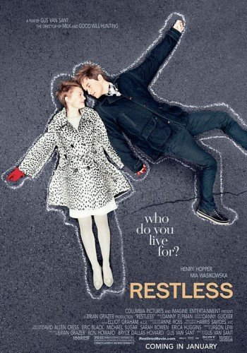 Cine: Restless, de Gus Van Sant (2011)